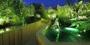 Le jardin de nuit